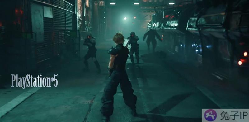 """《新的最终幻想VII重制Intergrade》预告片重点介绍""""扩展""""的PS5功能"""